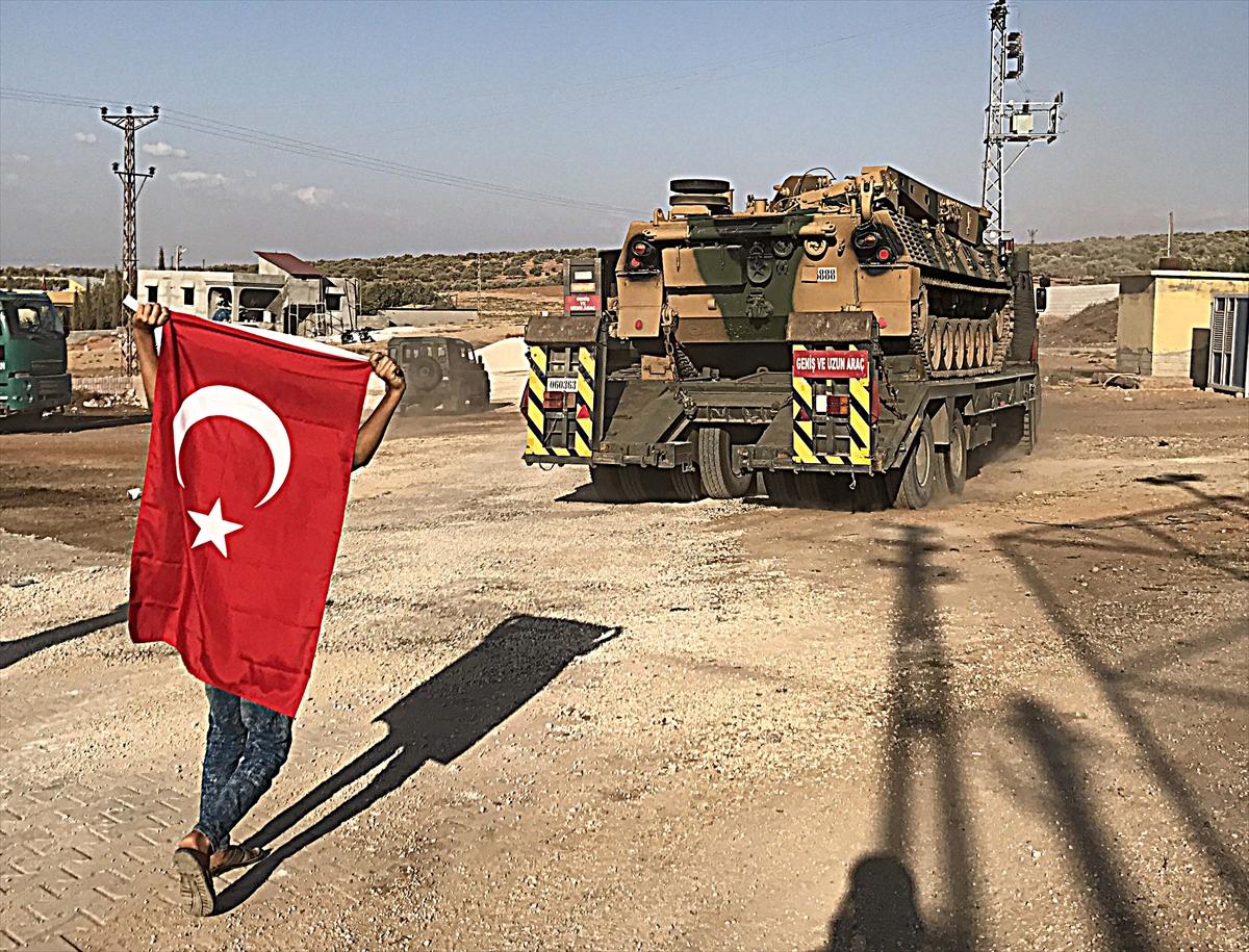 Suriye'den Türkiye'ye İdlib tepkisi