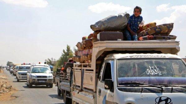İdlib'den kaçışlar başladı