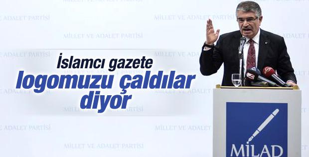 Milat gazetesinden İdris Naim Şahin'e tepki