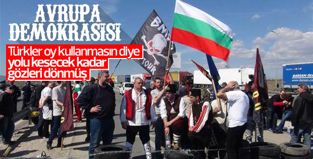 Bulgar faşizmi: Türklerin yolunu kestiler