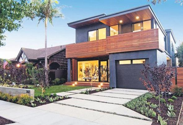 Çağatay Ulusoy'un Los Angeles'taki evi