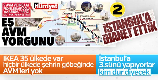 IKEA, İstanbul'un göbeğine 3.mağazasını açıyor