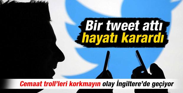 İngiltere'de hakaret tweetlerine hapis cezası