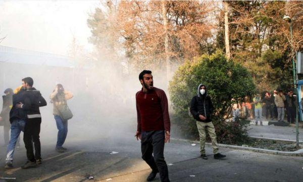 İran'da tansiyon yüksek :2 ölü