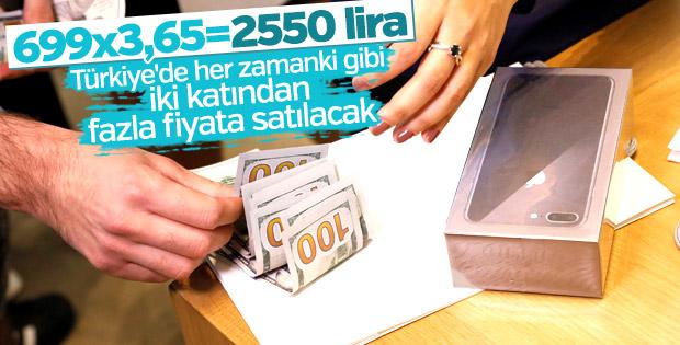 iPhone 8 ve iPhone 8 Plus'ın fiyatları