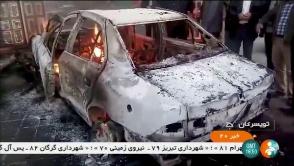 İran'da bilanço artıyor