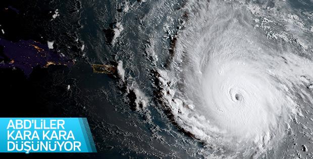 ABD Irma'yı bekliyor