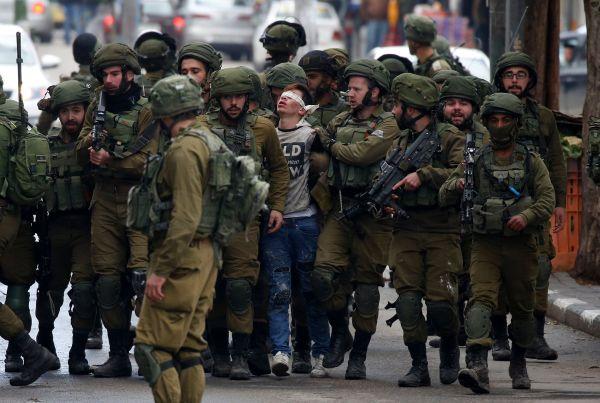 Kudüs direnişinin simge fotoğrafı