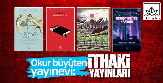 Haftanın yayınevi: İthaki Yayınları