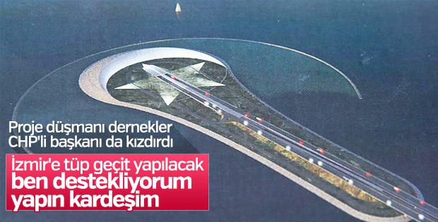 İzmir'de Körfez Projesi tartışmaları