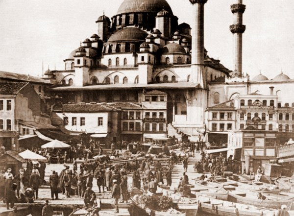 Bizans üzerindeki Osmanlı başkenti