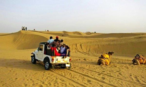 Çöl safarisi yapmak isteyenler için 4 popüler rota