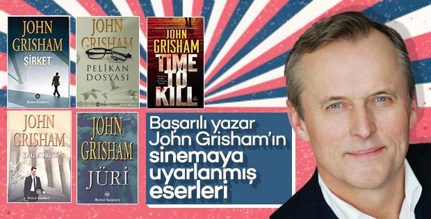 John Ray Grisham'ın sinemaya uyarlanmış 5 eseri