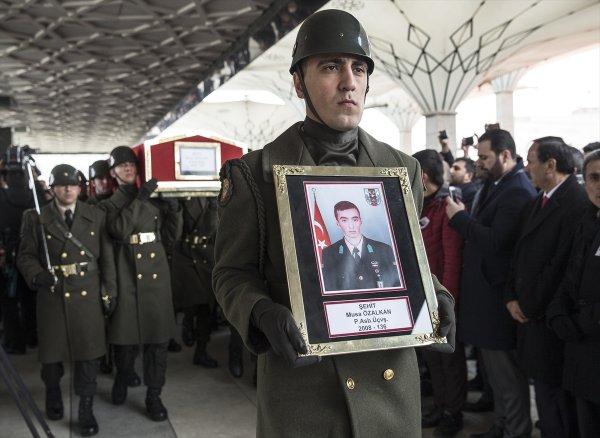 Afrin şehidi Musa Özalkan PKK'nın korkulu rüyasıydı