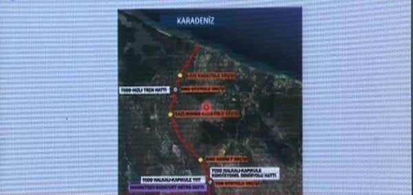 Kanal İstanbul projesinin detayları