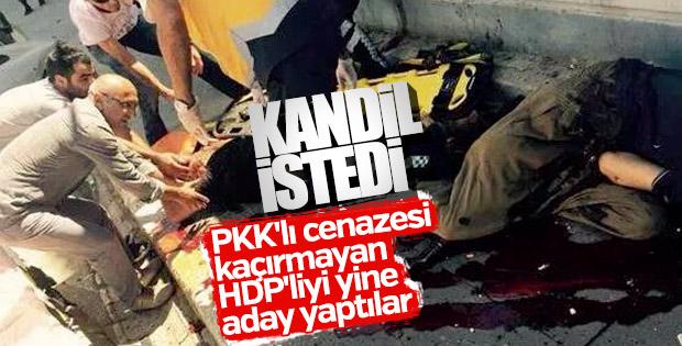 HDP'li Alican Önlü yeniden aday
