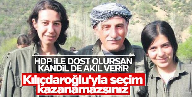 Kandil'den CHP'ye 2019 önerisi