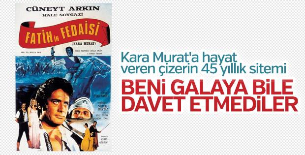 Abdullah Turhan'dan Kara Murat sitemi