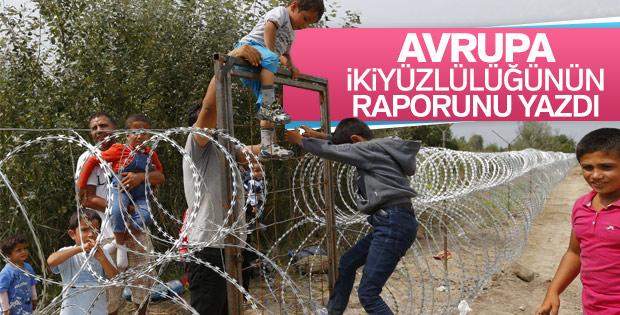 Avrupa Birliği'nin göçmen raporu