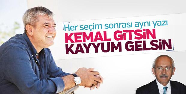 Yılmaz Özdil'in Kemal Kılıçdaroğlu'na isyan yazısı