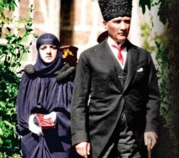 Atatürk'ün Latife Hanım'a taktığı nikâh yüzüğü