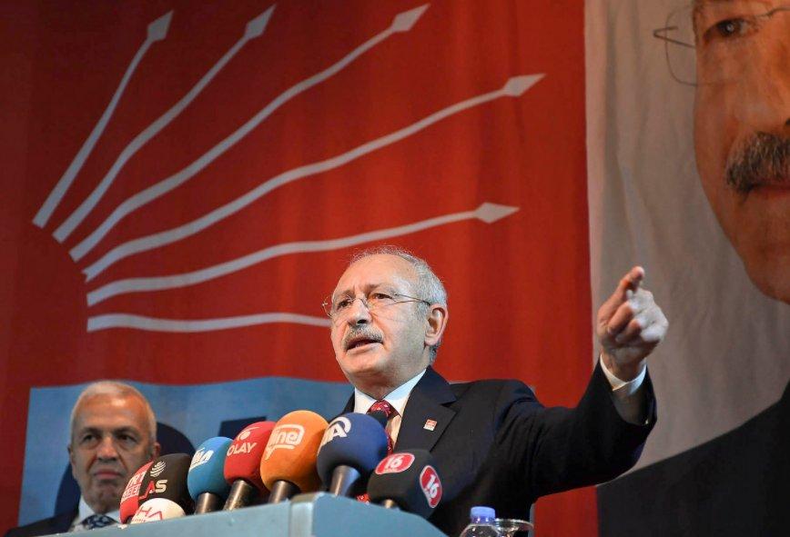 Kemal Kılıçdaroğlu'ndan Atatürkçülük çıkışı