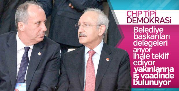 CHP'de kirli pazarlıklar başladı