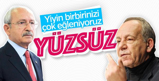 Bekir Coşkun'dan Kemal Kılıçdaroğlu'na: Yüzsüz