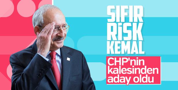 Kemal Kılıçdaroğlu İzmir'den aday adayı