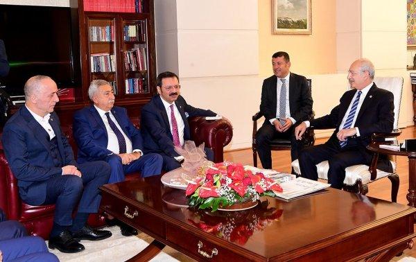 Kemal Kılıçdaroğlu ciddiye alınmamaktan şikayetçi