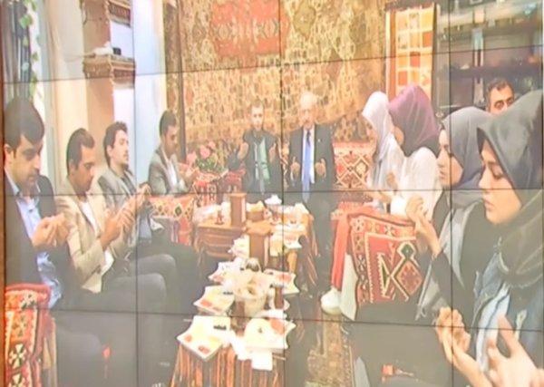 Kemal Kılıçdaroğlu, imam hatiplilerle buluştu