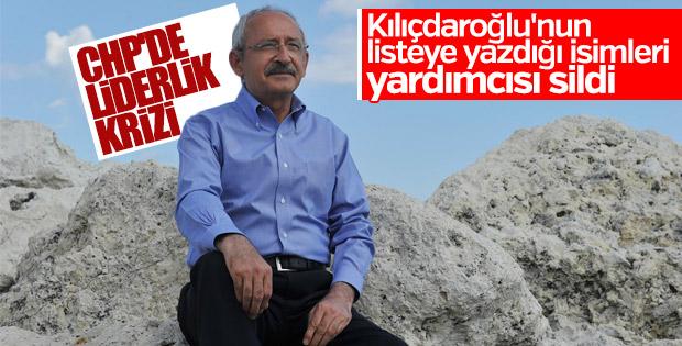 CHP'de Kılıçdaroğlu'nun liderliği tartışılıyor