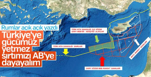 Rumlar Türkiye'ye karşı AB'yi yanına çekmeyi hedefliyor