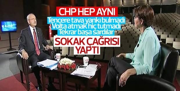 Kılıçdaroğlu yürüyüşün ayrıntılarını anlattı