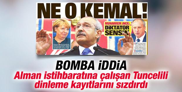 Kılıçdaroğlu'nun dinlemelerden haberi var mıydı