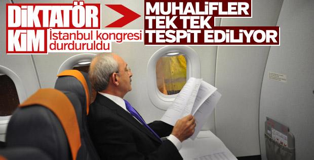 CHP'de Kılıdaroğlu karşıtlarını sindirme harekatı