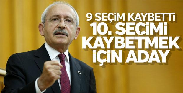 Kemal Kılıçdaroğlu CHP'de değişimden yana