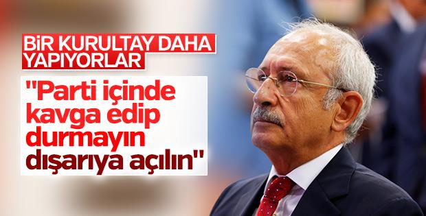 Kılıçdaroğlu uyardı: Kurultay sürecinde kavga etmeyin