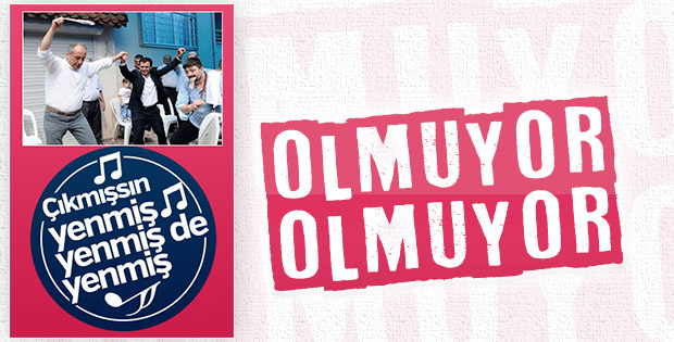Kılıçdaroğlu yine yenildi yine istifa etmedi
