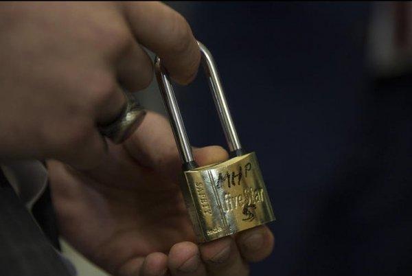 Yurt dışı oyları 5 kilitle korunuyor