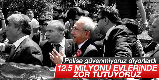 AK Parti'ye yürümek isteyen CHP'lilere yumurtalı tepki