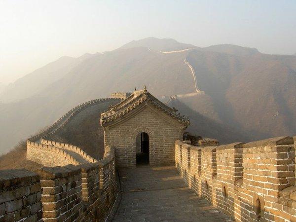 Çin Seddi'nin gücü yapışkan pirinçten geliyor