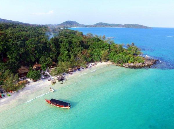 Kamboçya'nın Türk adası: Koh Rong
