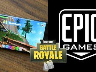 Fortnite'ın yaratıcısı Epic Games Google'a meydan okuyor