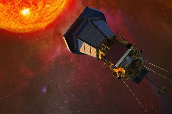 parker güneş sondası