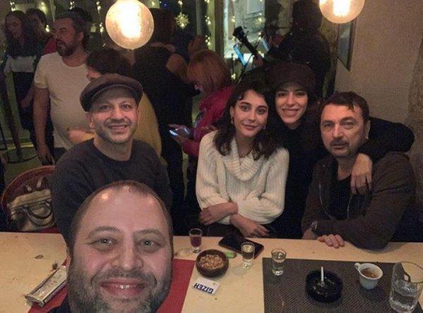Rıza Kocaoğlu is new love