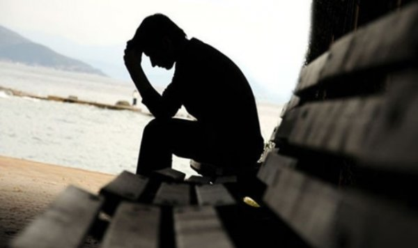 Lack of arthritis in a chronic, a cause of depression