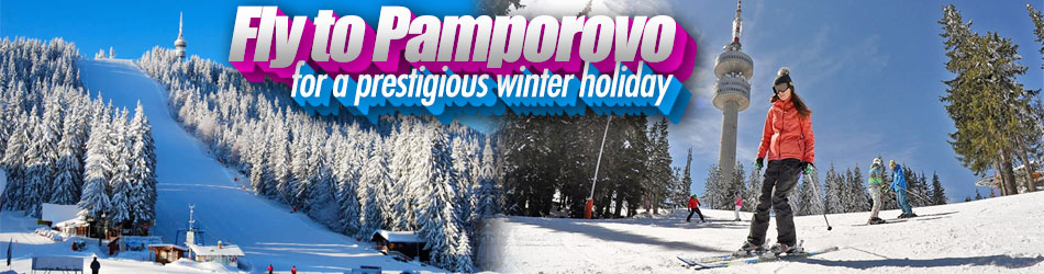THY increases its flights to Bulgaria: Now it is time to fly to Pamporovo