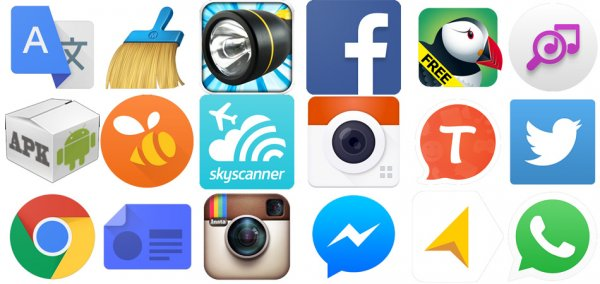 Apps share your personal data with Facebook
