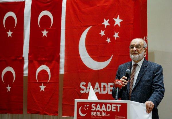 Temel Karamollaoğlu: Özgül ağırlığı en yüksek partiyiz